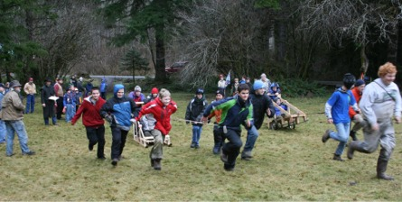 Klondike Derby Race Day