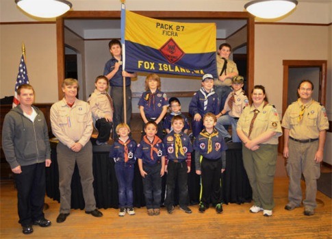 Fox Island Cub Scout Pack 27