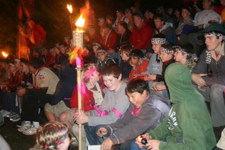 Survivor Camporee