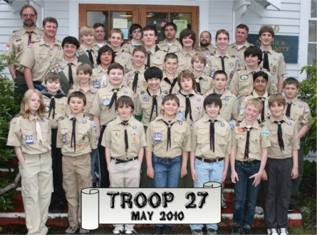 Troop 27 - Fox Island, WA