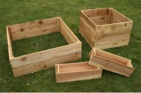 Buy a raised bed garden box!