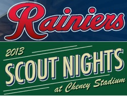 Click to find out more about P-27 Rainier's Game Sleepover