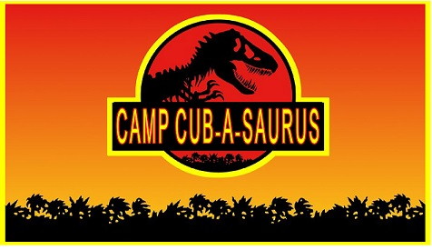 Click to find out more about P-27 Camp Cub-A-Saurus Thunderbird Cub Scout Resident Camp