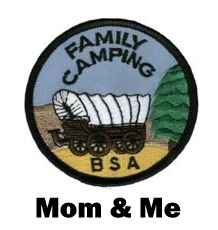 P-27 May Mom & Me Campout @ Camp Thunderbird - Click To Enlarge