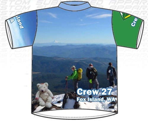Click to find out more about Crew 27 T-Shirt Purchase