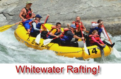 T-27 Whitewater Rafting Trip
