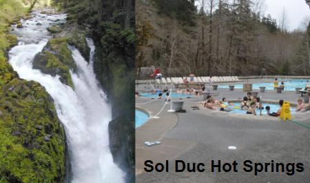 Click to find out more about T-27 Sol Duc Hot Springs Campout