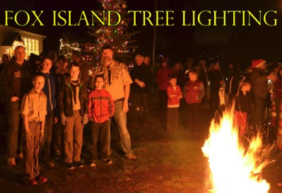 Read more: Fox Island Tree Lighting Ceremony