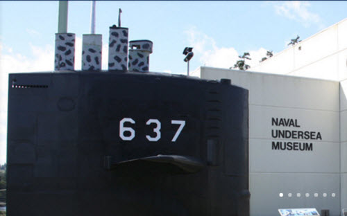 Keyport Submarine Museum Tour