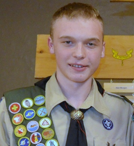 Read more: Eagle Scout Nate Waltz