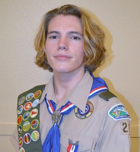Read more: Eagle Scout Ian Murphy